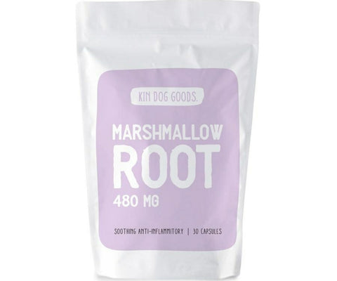 Kin Dog Goods Supplement - Marshmallow Root