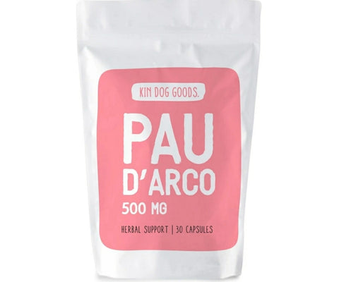 Kin Dog Goods Supplement - Pau D'Arco
