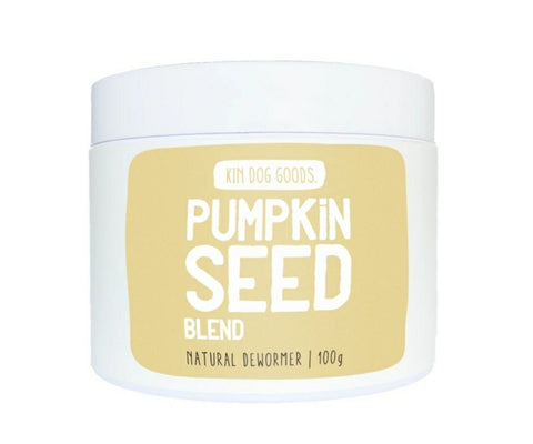 Kin Dog Goods Supplement - Ground Pumpkin Seed