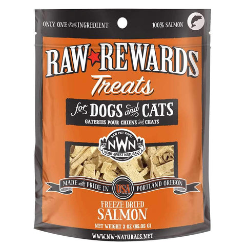 Northwest Naturals Freeze Dried Treats - Salmon