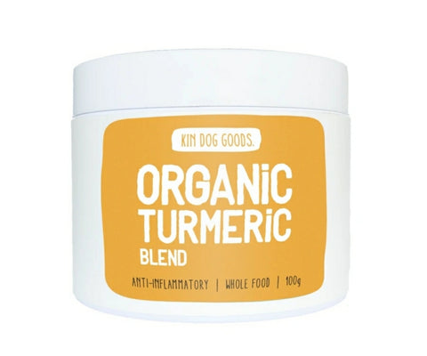Kin Dog Goods Supplement - Organic Turmeric