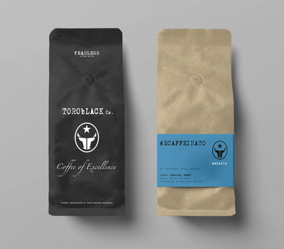 dECAFFEINATO - TORObLACK Co.
