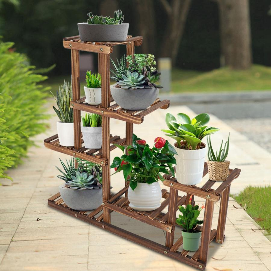 Three Plant Stands to Settle Your Indoor Plants