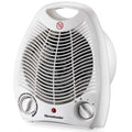 Homeleader 1500W Portable Fan Heater with Thermostat