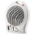 Homeleader Portable Fan Heater,Small Space Heater with Thermostat