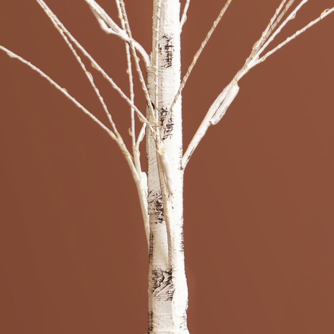 Bolylight LED Birch Tree, 5ft with 200 LED Bulbs