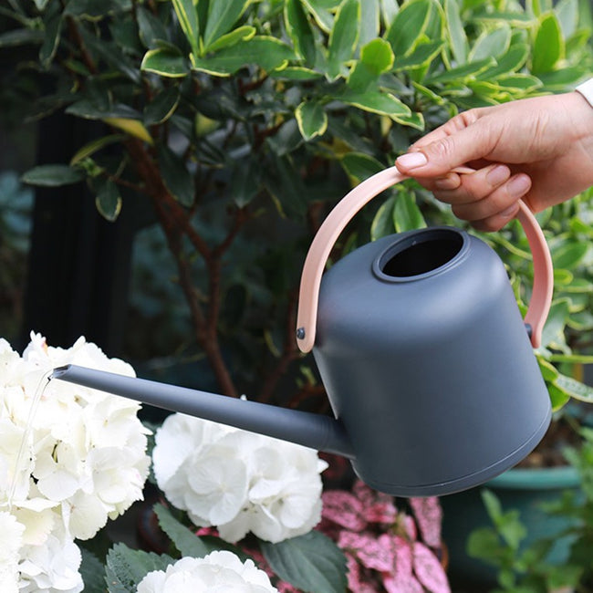 1.8L Garden Flower Plant Watering Can Indoor Fruit For Watering Bonsai Succulent Plants Garden Supplies