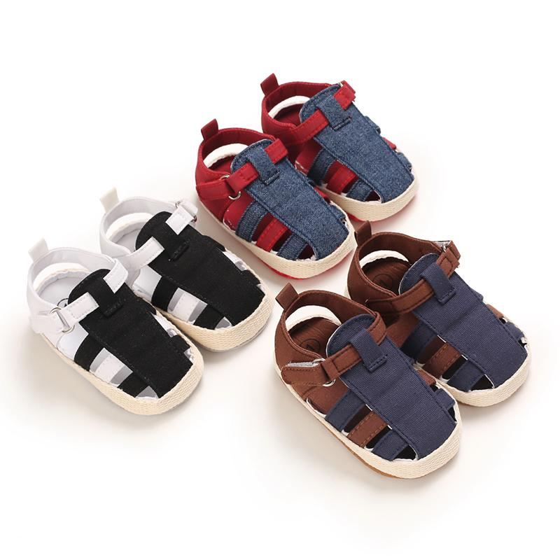 Wholesale Girls Dresses Velcro Baby Shoes