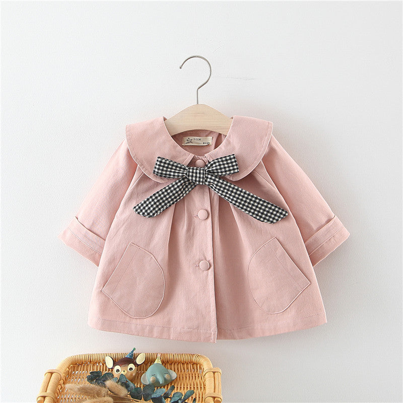 Children Spring Clothes Coat Wholesale Girls Children Coat