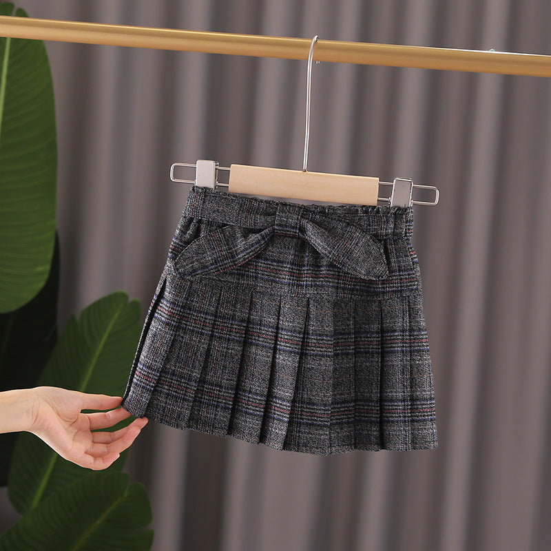 Kids Girls Skirt Skirt Children's Clothing One Piece Fashion Wholesale