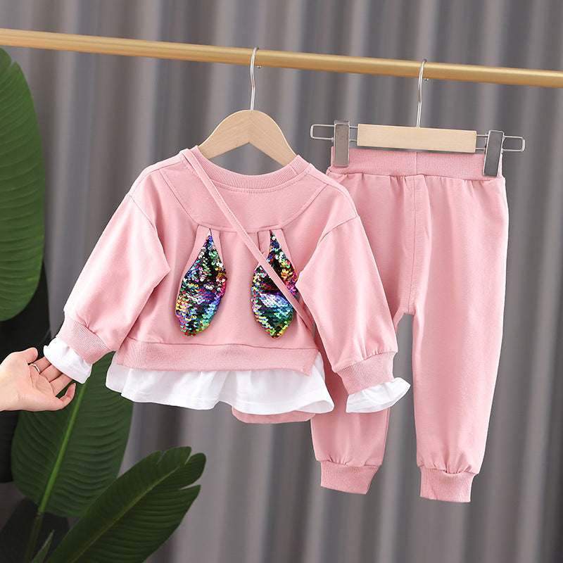 Children's Wear Wholesale Girls Clothes Set Distributor - PrettyKid