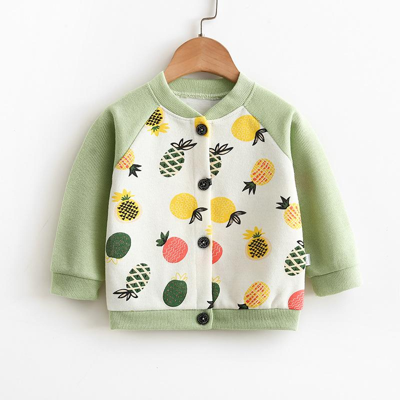 Cartoon Pattern Knitted Sweater for Toddler Boy Wholesale children's clothing