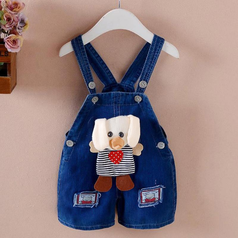 1-piece Bib Pants for Toddler Girl Wholesale Children's Clothing