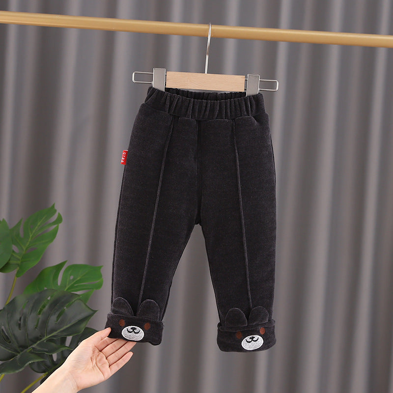 Baby Girls Pants Leggings Children Fashionable Kidswear Pants Fashion Wholesale - PrettyKid