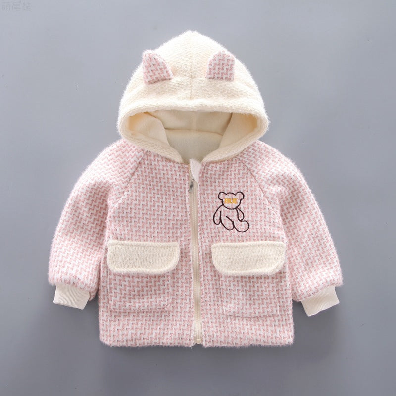Urban Children Clothes Padded Coat Wholesale