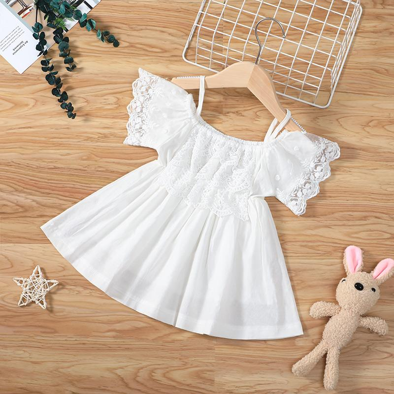 Baby Headbands Wholesale Suppliers Lace Dress for Toddler Girl
