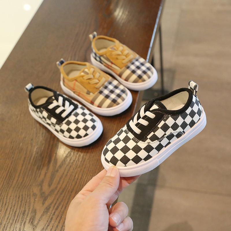 Southern Girl Clothing Wholesale Set of Feet Canvas Shoes for Children Boy