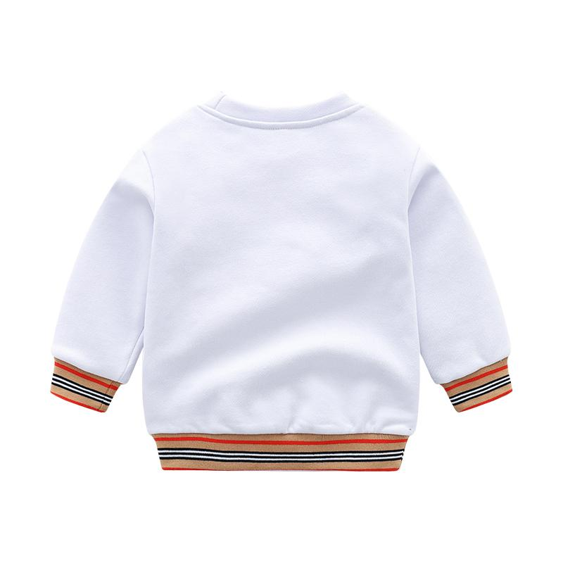 Plaid Pattern Sweatshirts for Toddler Boy Wholesale children's clothing