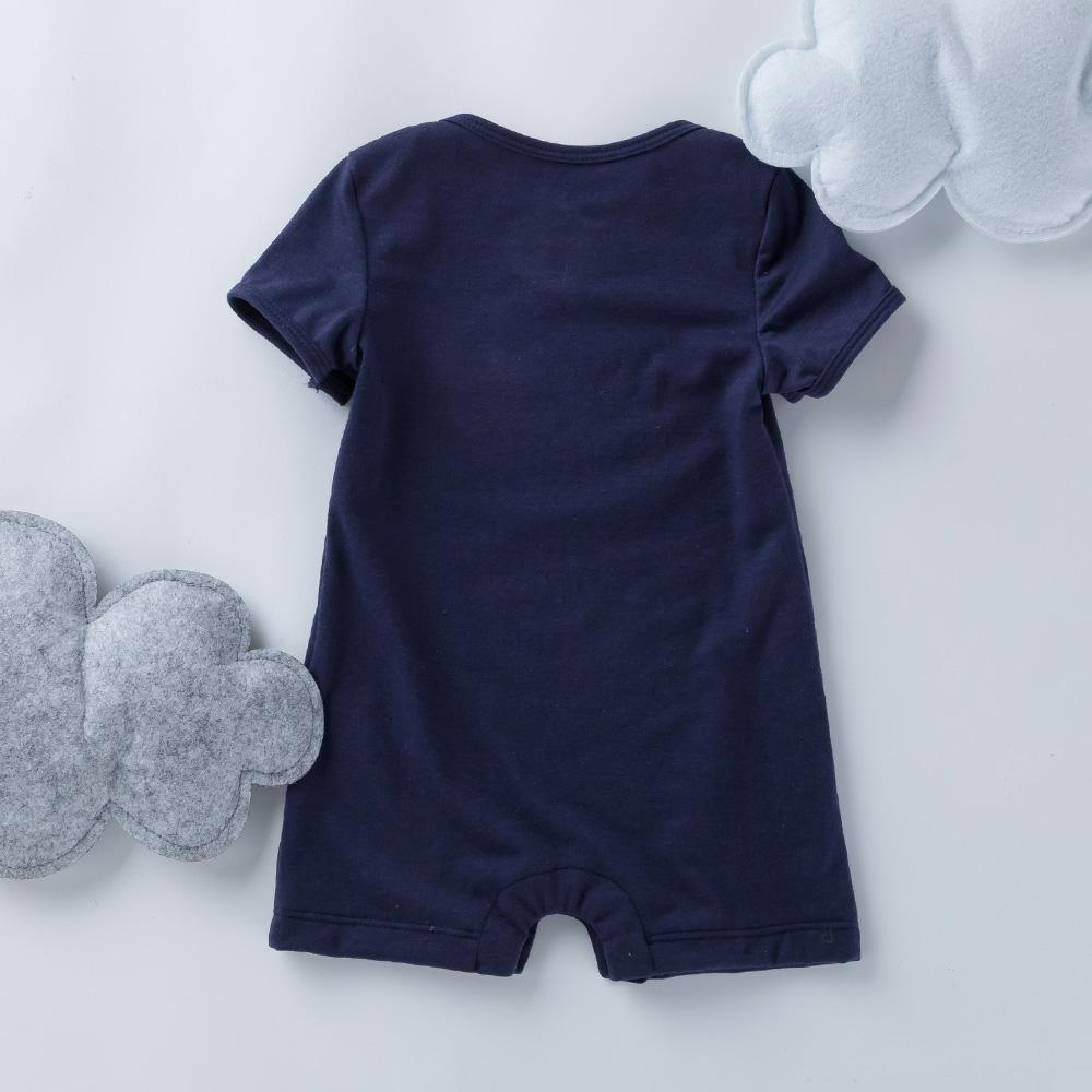 2-Piece Baby Boy Cotton Pilot Romper and Hat Set Wholesale children's clothing - PrettyKid