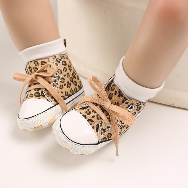Buy Wholesale Children'S Boutique Clothes Leopard Baby Shoes
