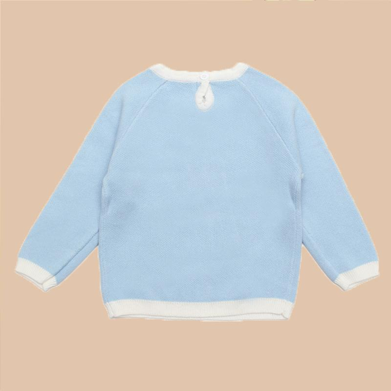 Cartoon Pattern Sweater for Toddler Boy Wholesale children's clothing