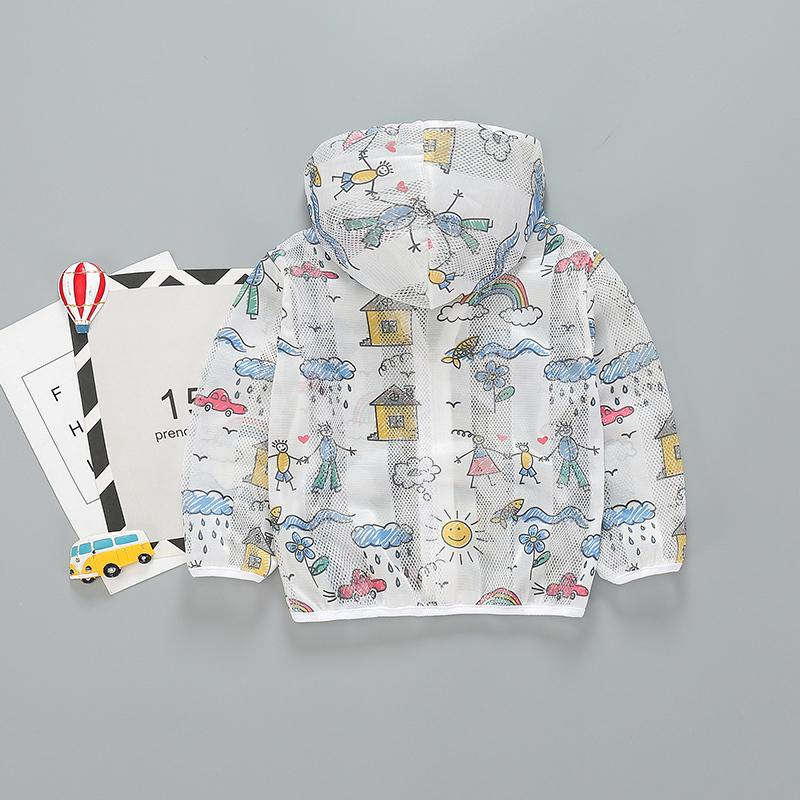 Fashion Prints Sun-proof Clothes Wholesale children's clothing