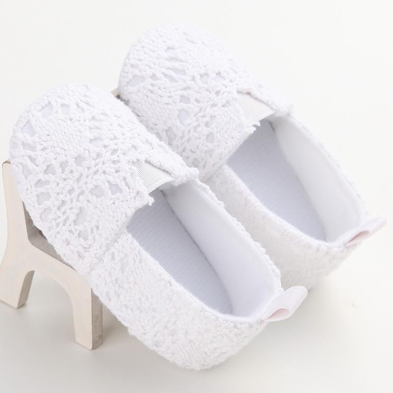 Set of Feet Lace Baby Shoes