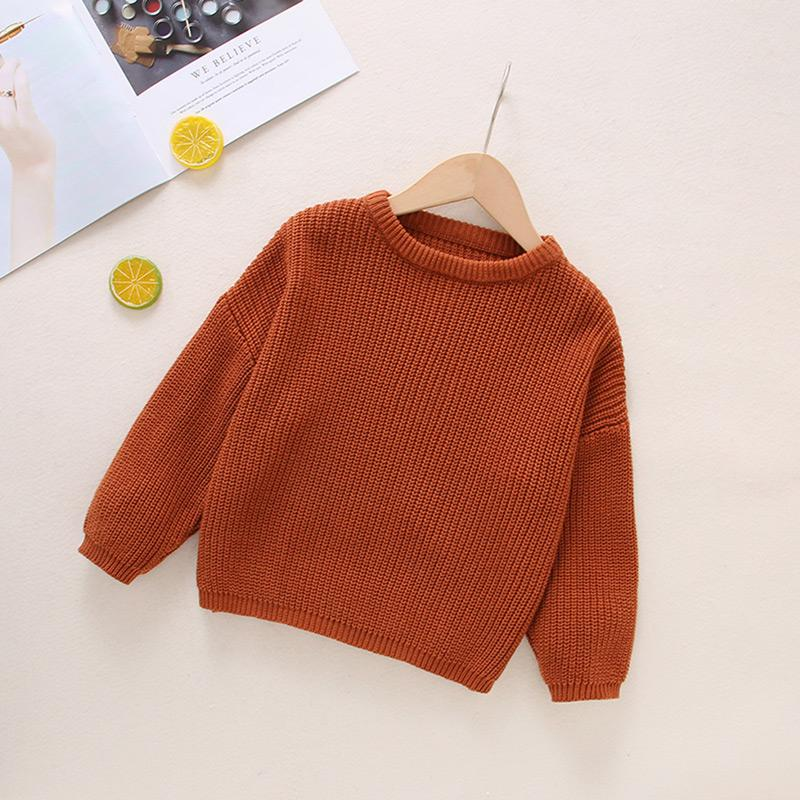Knitted Sweater for Toddler Wholesale children's clothing