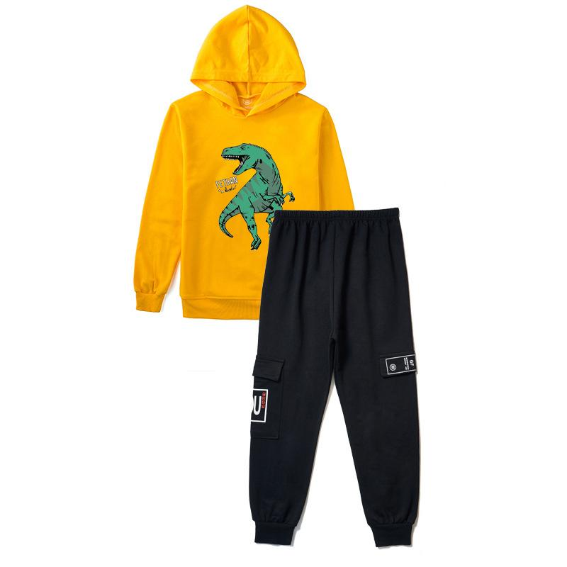 2-piece Hoodie & Pants for Boy Wholesale children's clothing
