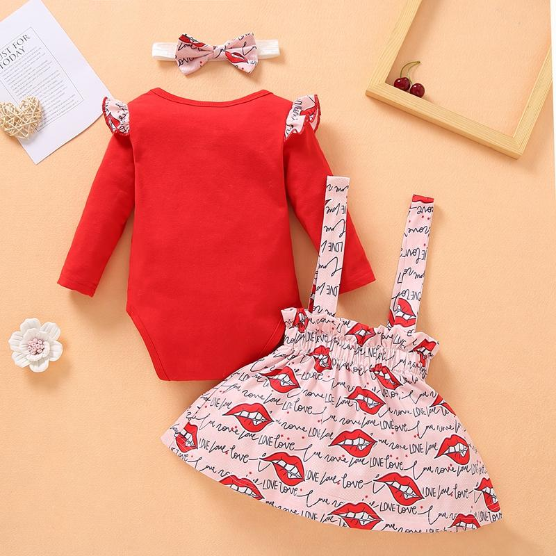 3-piece Dress Set for Baby Girl Wholesale children's clothing