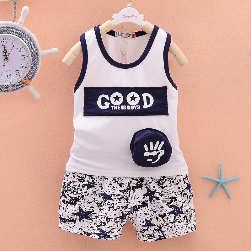 2PCS Fashion Sport Design Top and Pants Wholesale children's clothing