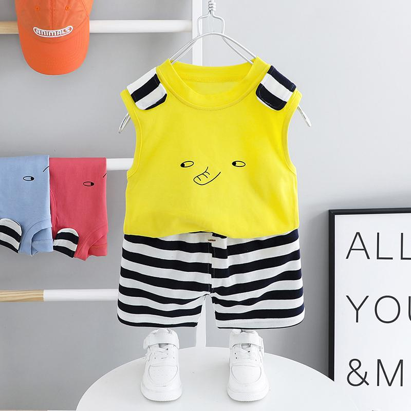 2-piece Figure Pattern T-shirt & Shorts for Children Boy£¨No Shoes???Wholesale children's clothing - PrettyKid