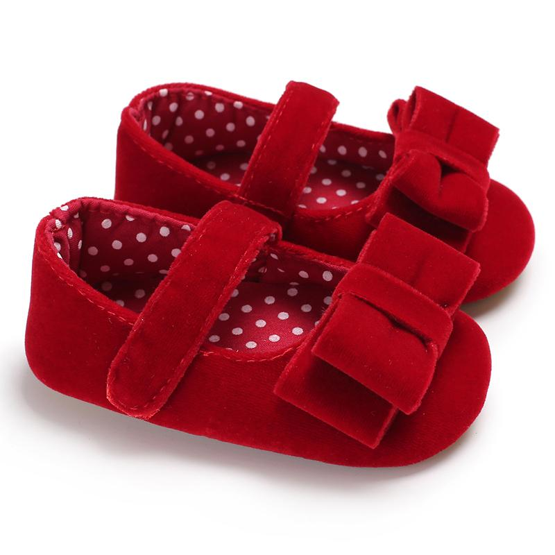 Bowknot Baby Shoes Wholesale Children's Clothing