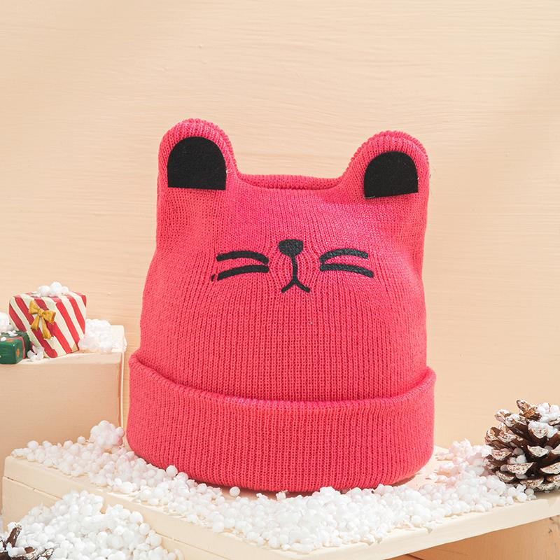 Lovely Woolen Hat for Baby Wholesale Children's Clothing
