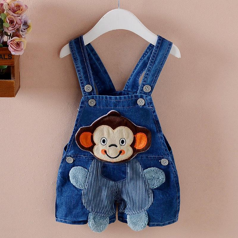 1-piece Bib Pants for Toddler Boy Wholesale Children's Clothing
