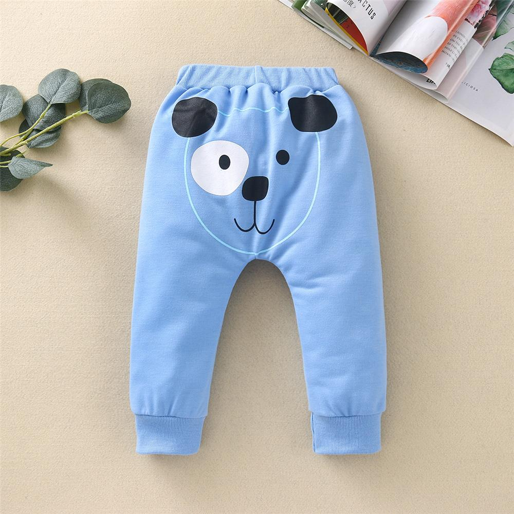 Baby Animal Printed Cute Pants wholesale childrens dresses - PrettyKid
