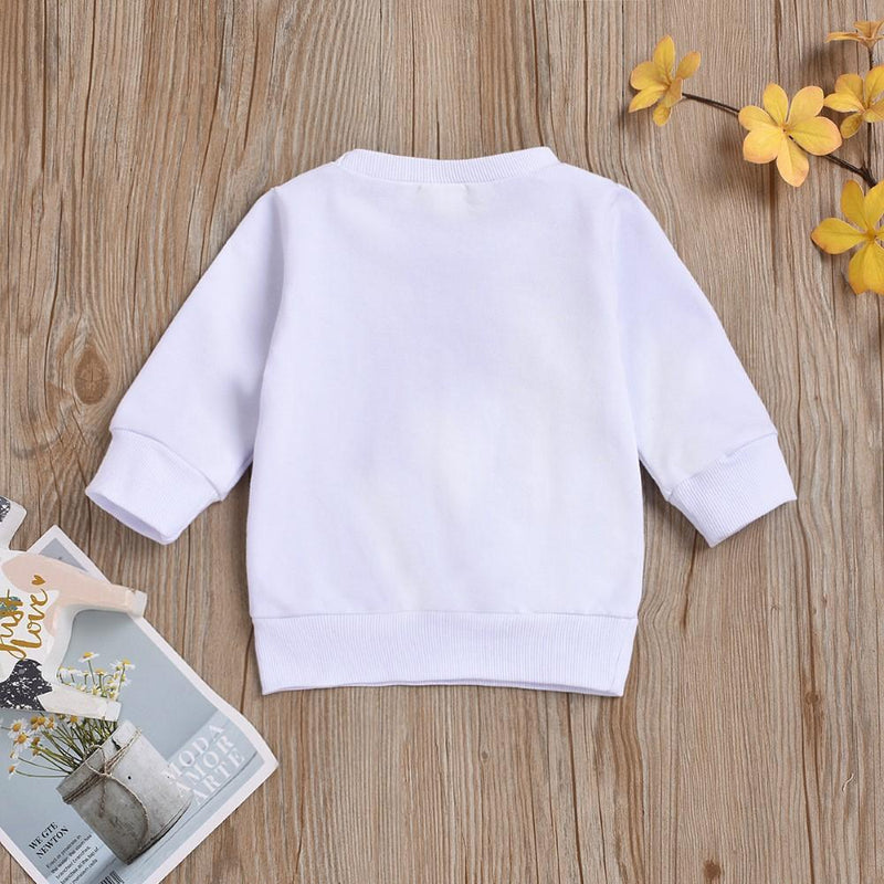 Boys Round Neck Dady Letter Printed Top Wholesale Boys Boutique Clothing - PrettyKid