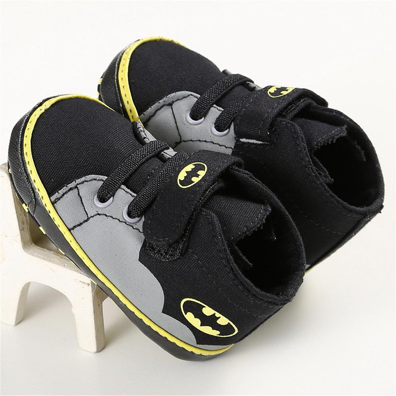 Baby Boys Cartoon Magic Tape Casual Sneakers Baby Shoe Wholesale - PrettyKid