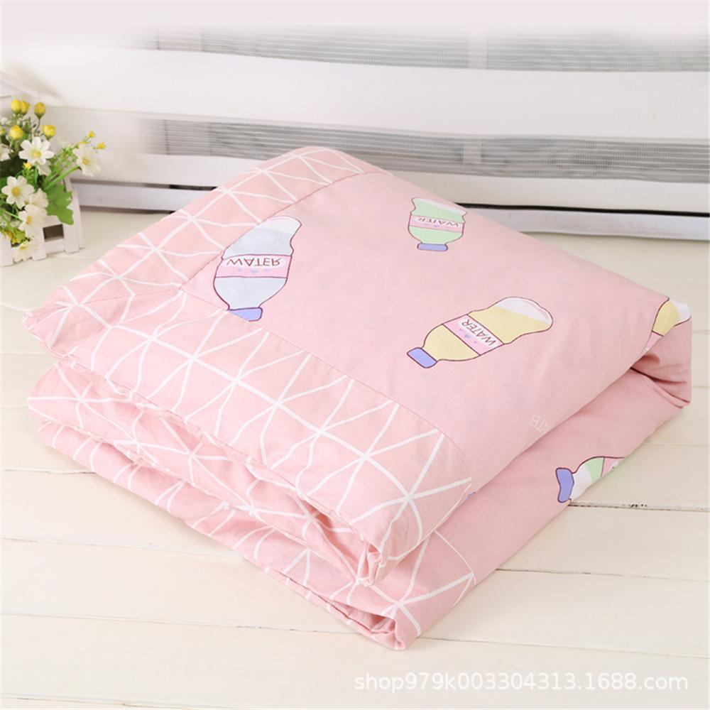 Baby Cartoon Printed Cotton Warm Blanket Baby Blankets Wholesalers