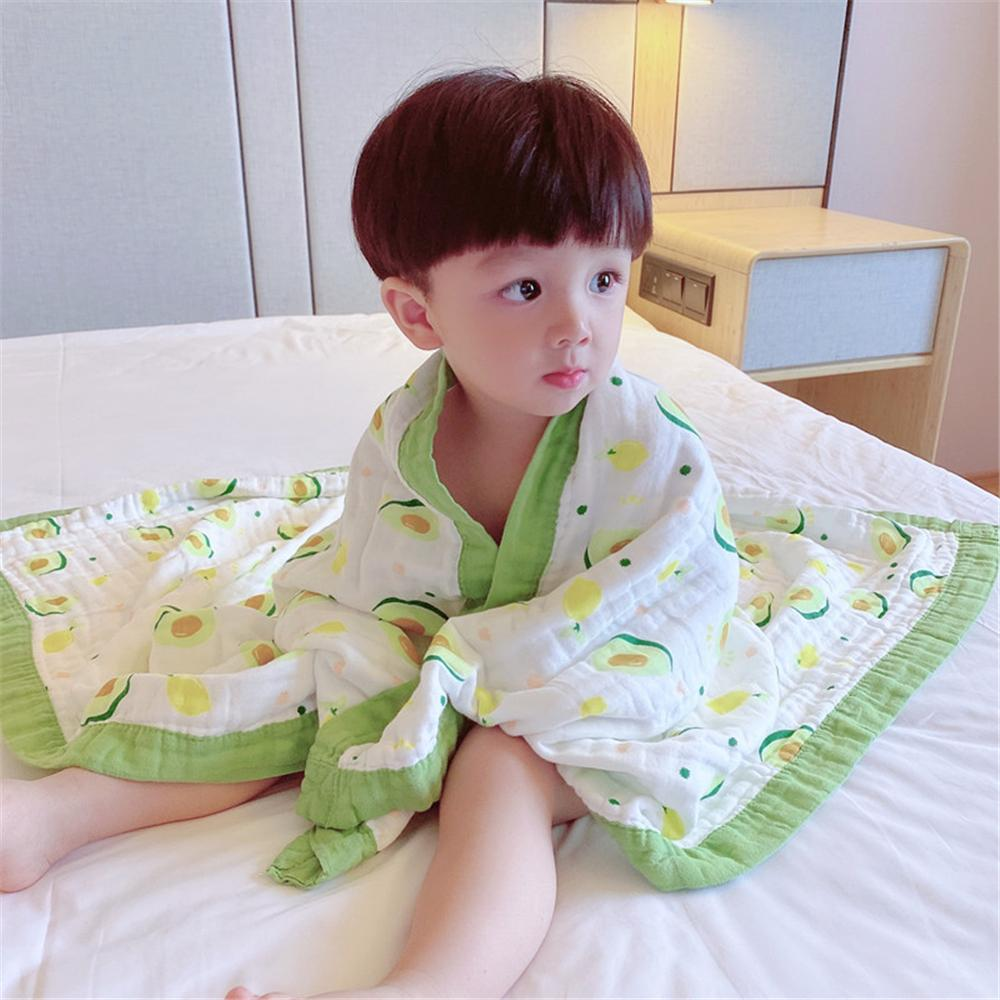 Baby Cotton Cartoon Printed Blanket Baby Blankets In Bulk