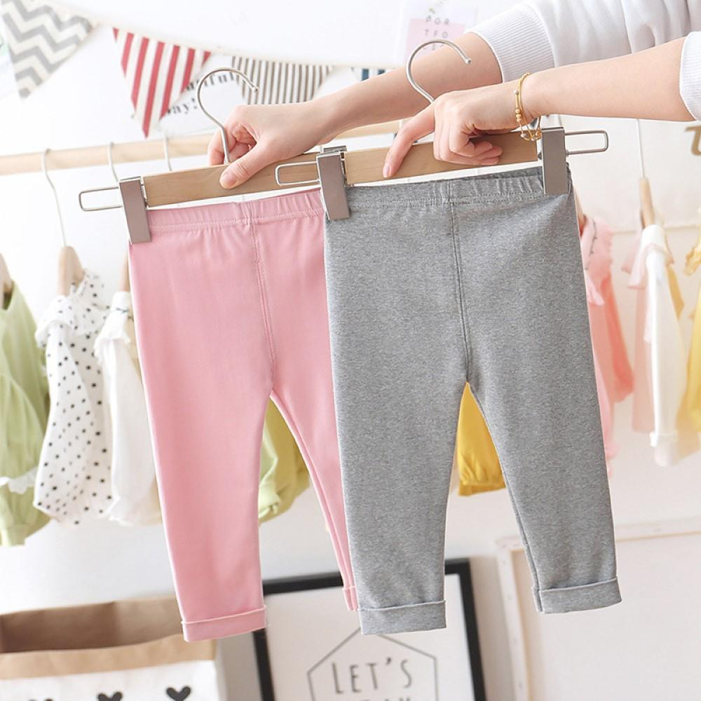 Girls Solid Color Rabbit Leggings Toddler Girl Wholesale Clothing