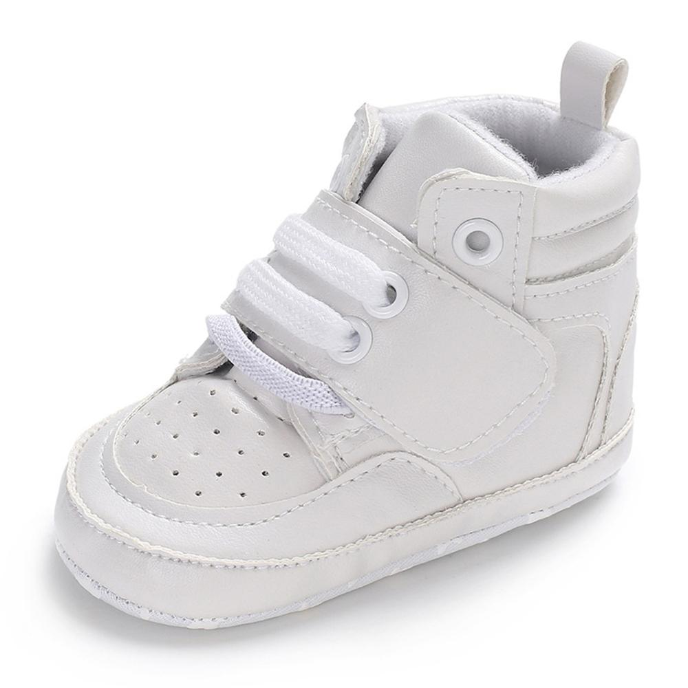 Baby Boys High Top Breathable Magic Tape Sneakers Wholesale Kid Shoes - PrettyKid