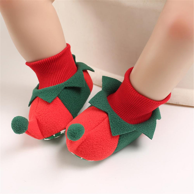 Baby Cute Knitted High Top Sock Boots Baby Shoes Wholesale - PrettyKid