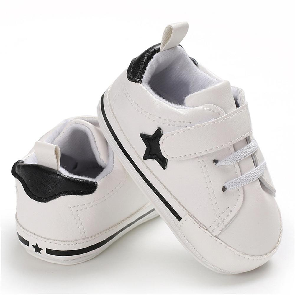 Baby Magic Tape Star Casual Sneakers Kids Wholesale Shoes - PrettyKid