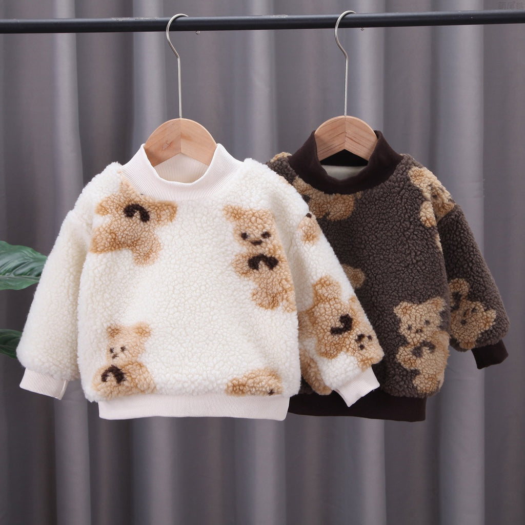 Baby Boy New Winter Clothes Cute Sweater Children Clothing Wholesale Sweater spanish - PrettyKid