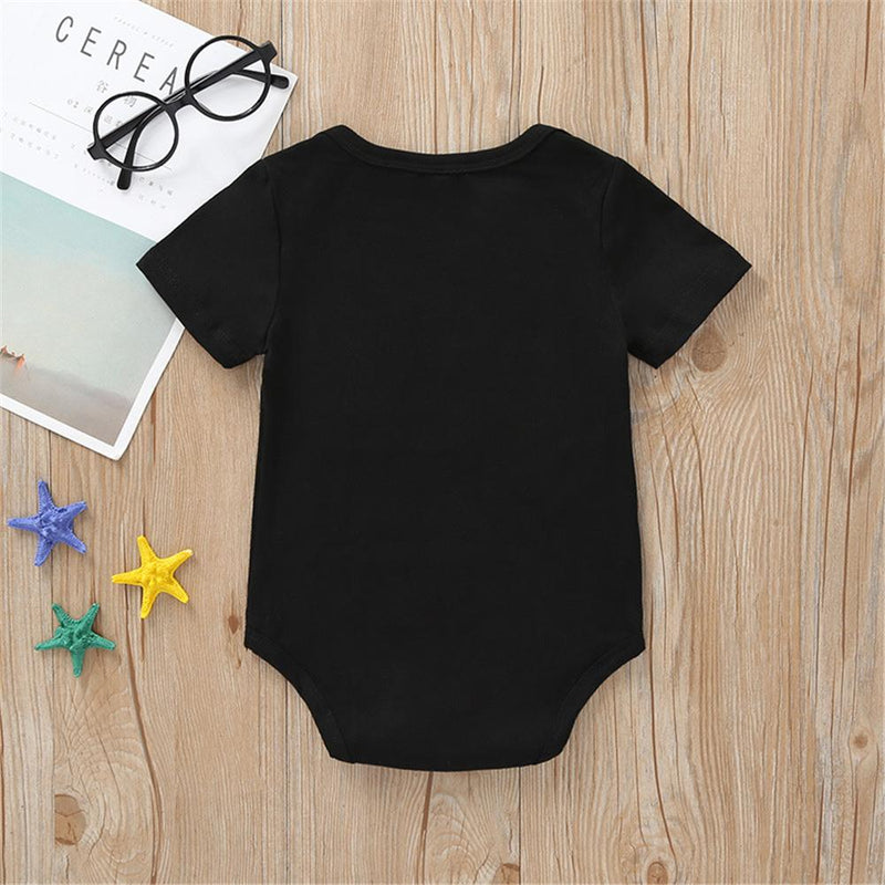 Parent-Child Letter Printed Love You Short Sleeve Summer Top Mommy And Me Wholesale clothes