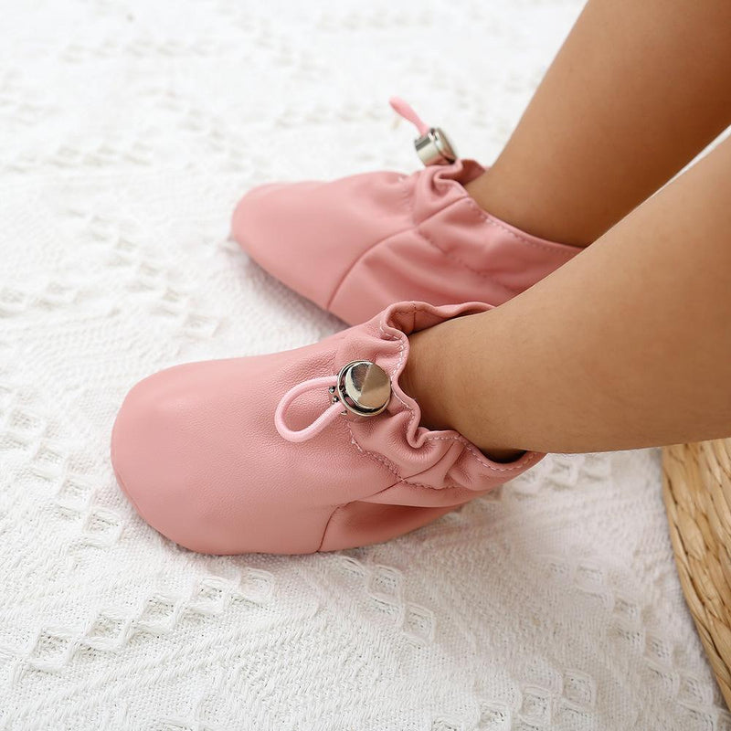 Baby Soft Elastic Band Casual Flats Wholesale Toddler Shoes - PrettyKid