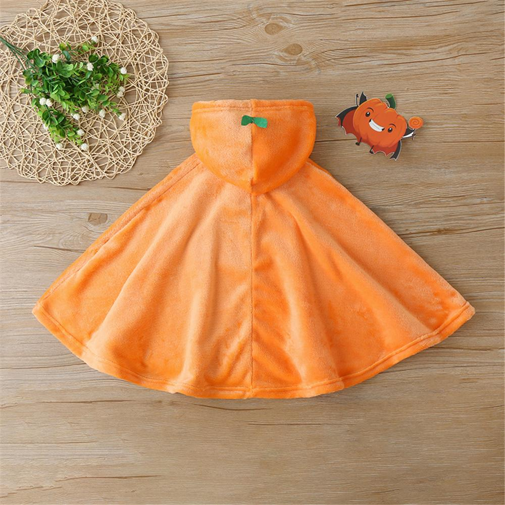 Unisex Solid Halloween Cloak Wholesale Boutique Kids Clothes