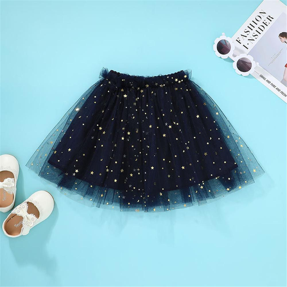 Toddler Girls Star Skirt wholesale children's smocked clothing