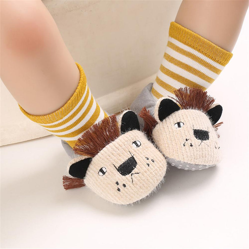 Unisex Animal Cute High Top Cute Shoes Wholesale Toddler Shoes